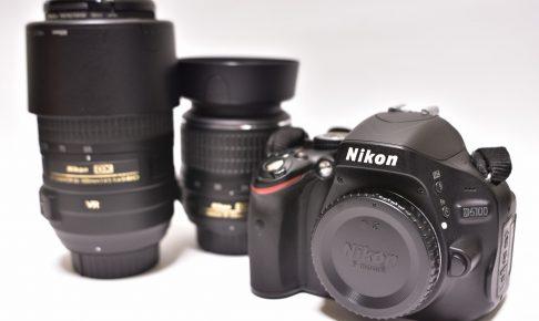 Nikon-D5100 ダブルズームキット