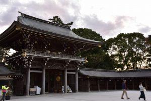 寒川神社神門