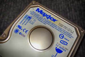 Maxtor HDD diamondmax plus 9