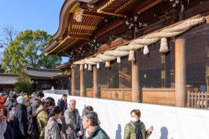 寒川神社 初詣 2017年