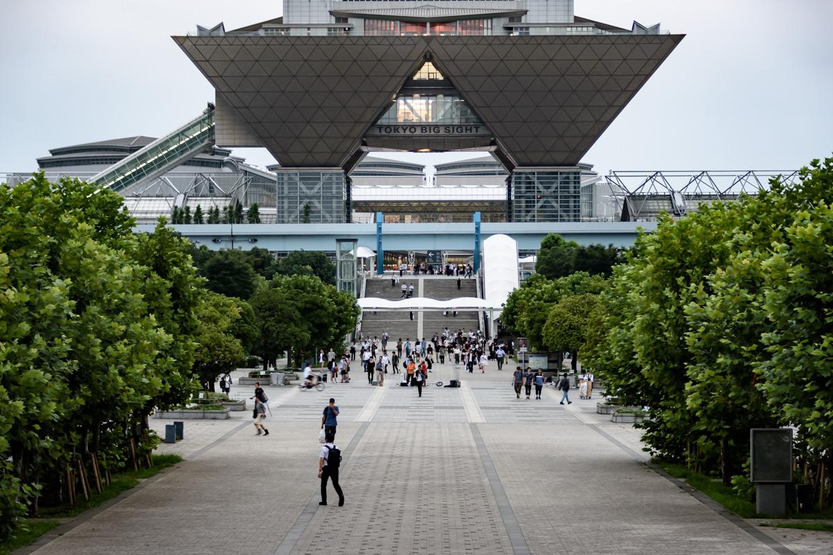 Tokyoビッグサイト