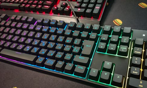 キーボード RGB