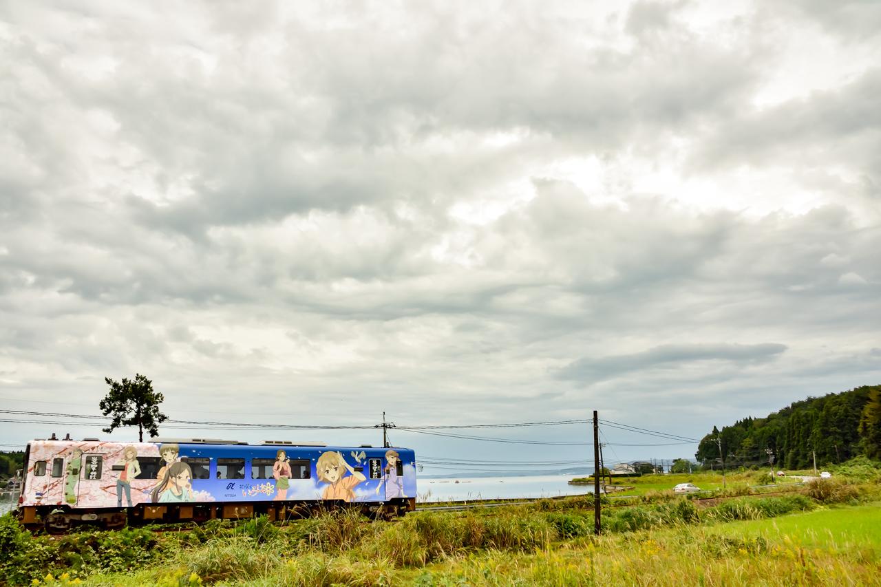 のと鉄道 2016